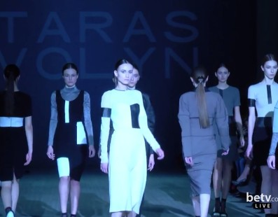 Taras VOLYN:  UFW36 / AW2015-16 fashion show