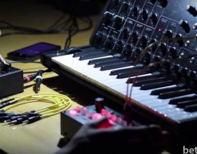 Mash up: Концерт электроакустической музыки. Олег Шпудейко. Гогольфест 2015