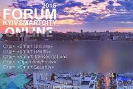 KYIV SMART CITY FORUM 2015. Панель 2