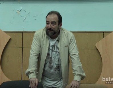 Юрий Володарский. Литературная критика. Лекция в школе арт-журналистики