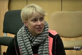 Кристина Шишкарева. Современный танец. Лекция в школе арт-журналистики