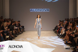 ALONOVA. Показ коллекции SS на 37 Ukrainian Fashion Week