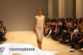 YULIYA POLISHCHUK. Показ коллекции SS на 37 Ukrainian Fashion Week