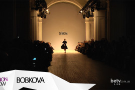 BOBKOVA. Показ коллекции SS на 37 Ukrainian Fashion week