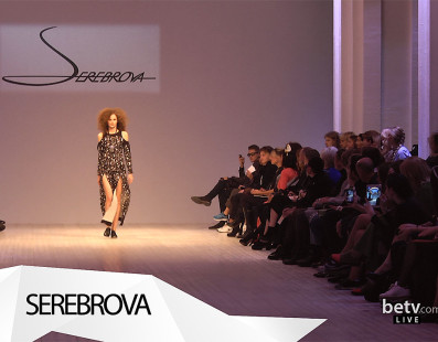 SEREBROVA. Показ коллекции SS на 37 Ukrainian Fashion Week