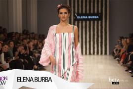 ELENA BURBA. Показ коллекции SS на 37 Ukrainian Fashion Week