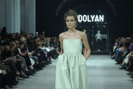 PODOLYAN. Показ коллекции SS на 37 Ukrainian Fashion Week
