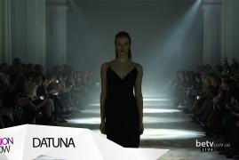 DATUNA (GEORGIA). Показ коллекции SS на 37 Ukrainian Fashion Week