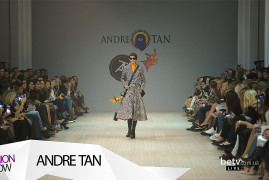 ANDRE TAN. Показ коллекции SS на 37 Ukrainian Fashion Week
