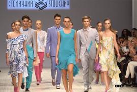TM STOLICHNY BY OLGA TIMKOVA-LYAKHOVSKA. Показ коллекции SS на 37 Ukrainian Fashion Week