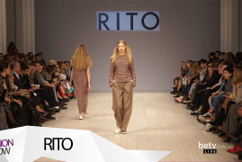 RITO. Показ коллекции SS на 37 Ukrainian Fashion Week