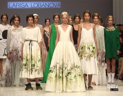 LARISA LOBANOVA. Показ коллекции SS на 37 Ukrainian Fashion Week