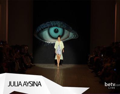 JULIA AYSINA. Показ коллекции SS на 37 Ukrainian Fashion Week
