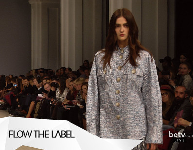 FLOW THE LABEL. Показ коллекции SS на 37 Ukrainian Fashion Week