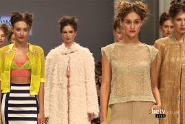 VOROZHBYT&ZEMSKOVA. Показ коллекции SS на 37 Ukrainian Fashion Week
