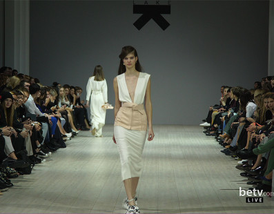 LAKE STUDIO. Показ коллекции SS на 37 Ukrainian Fashion Week