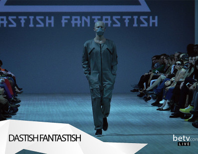 DASTISH FANTASTISH. Показ коллекции SS на 37 Ukrainian Fashion Week