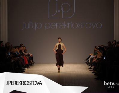 J.PEREKRIOSTOVA. Показ коллекции SS на 37 Ukrainian Fashion Week