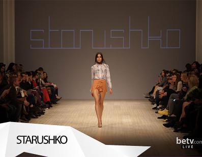 STARUSHKO.  Показ коллекции SS на 37 Ukrainian Fashion Week