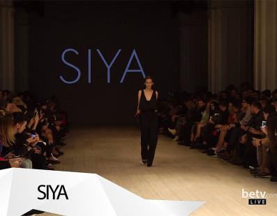 SIYA. Показ коллекции SS на 37 Ukrainian Fashion Week