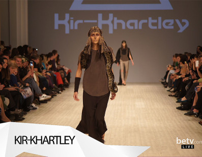 KIR-KHARTLEY. Показ коллекции SS на 37 Ukrainian Fashion Week