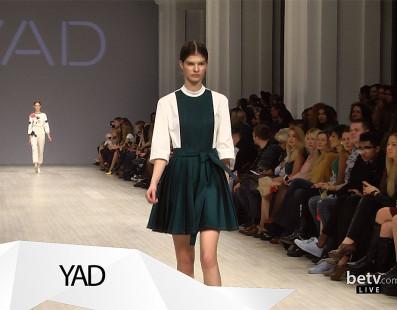 YAD. Показ коллекции SS на 37 Ukrainian Fashion Week