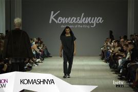 KOMASHNYA. Показ коллекции SS на 37 Ukrainian Fashion Week