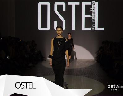 OSTEL. Показ коллекции SS на 37 Ukrainian Fashion Week