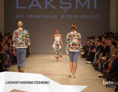 LAKSMI BY MARYANA STESHENKO. Показ коллекции SS на 37 Ukrainian Fashion Week