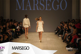 MARSEGO. Показ коллекции SS на 37 Ukrainian Fashion Week
