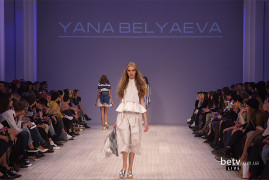 YANA BELYAEVA. Показ коллекции SS на 37 Ukrainian Fashion Week