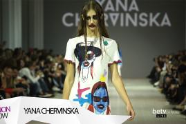 YANA CHERVINSKA. Показ коллекции SS на 37 Ukrainian Fashion Week