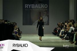 RYBALKO. Показ коллекции SS на 37 Ukrainian Fashion Week