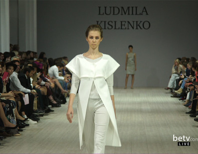 LUDMILA KISLENKO. Показ коллекции SS на 37 Ukrainian Fashion Week