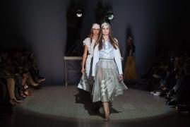 ELENA GOLETS. Показ коллекции SS на 37 Ukrainian Fashion Week