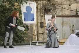 Опера «Медведь» на фестивале 16+