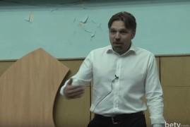 Ярослав Підгора-Гвяздовський. Інструментарій кінокритика. Лекція в школі арт-журналістики