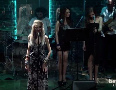 Vladyslava Lefor — Telephone. Live Show «Клуб Благородных Певиц»
