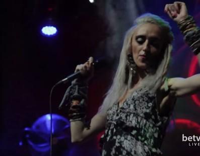 Vladyslava Lefor — Jill Scott cover It's love. Live Show «Клуб Благородных Певиц»