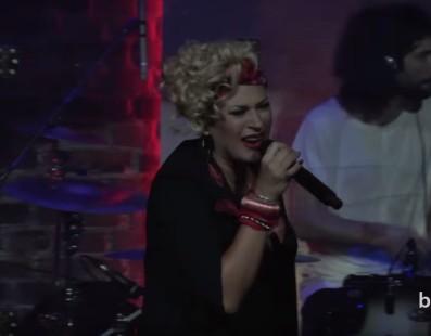 Olga Neka — Stop my monies. Live Show «Клуб Благородных Певиц»