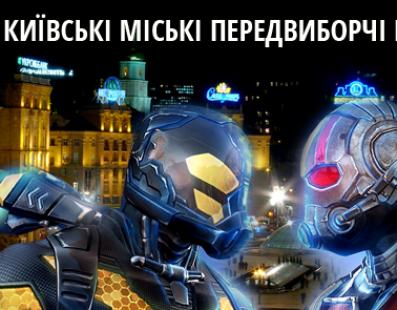 Київські міські передвиборчі публічні дебати