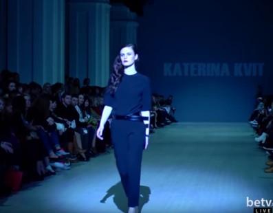 Katerina KVIT. Показ коллекции AW на 36 Ukrainian Fashion Week