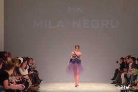 Mila Negru:  Показ коллекции AW на 36-й Ukrainian Fashion Week