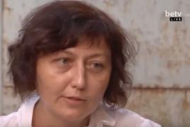 Оксана Баршинова на канале betv