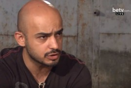 Мустафа Найем на канале betv
