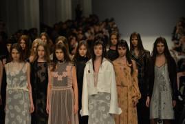 POUSTOVIT. Показ коллекции AW2016-2017 на 38 Ukrainian Fashion Week