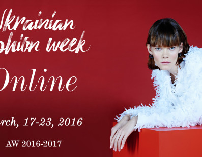 Ukrainian Fashion Week 38 online. AW 16-17