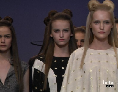 SEREBROVA. Показ коллекции AW2016-2017 на 38 Ukrainian Fashion Week