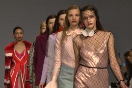 Andre TAN. Показ коллекции AW2016-2017 на 38 Ukrainian Fashion Week