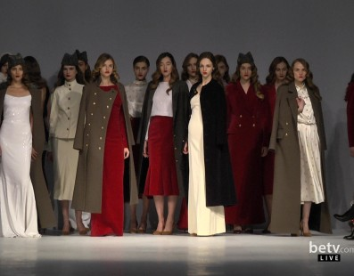 Queens. Показ коллекции AW2016-2017 на 38 Ukrainian Fashion Week